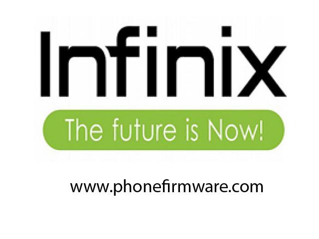 infinix fimware